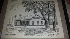 Gale Stockwell - Station - Now - City Hall, Parkville (MO)