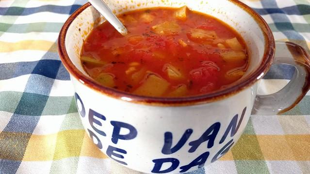 soep, recept, puurder eten, puurder leven, tomaat, tomatensoep