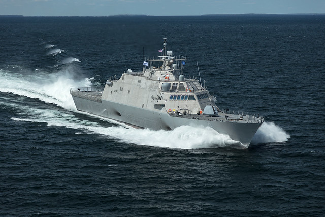 LCS 9 (Little Rock) AT Photos