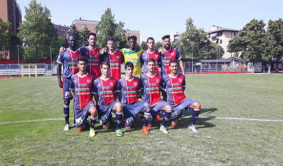 Coppa Italia, Virtus Verona - Dro 1-0, buona la prima!
