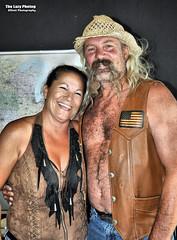 Aug 2 2017 - Very nice couple we met at the Glencoe Pavillion