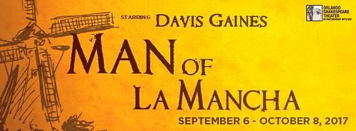 "Orlando Shakes' Opens Season with ""Man of La Mancha"""