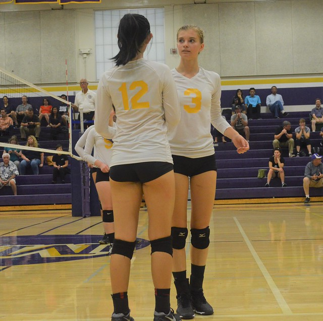 Girls Volleyball vs. Branham (8/30)