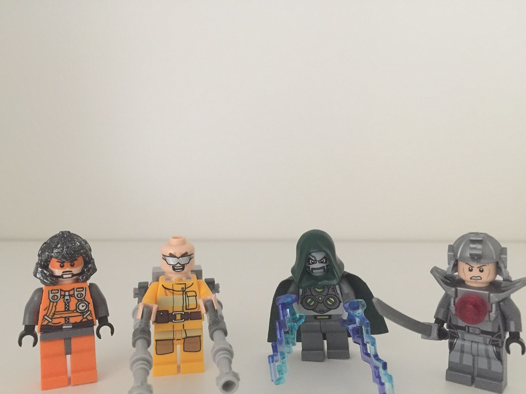 Marvel Villains 1