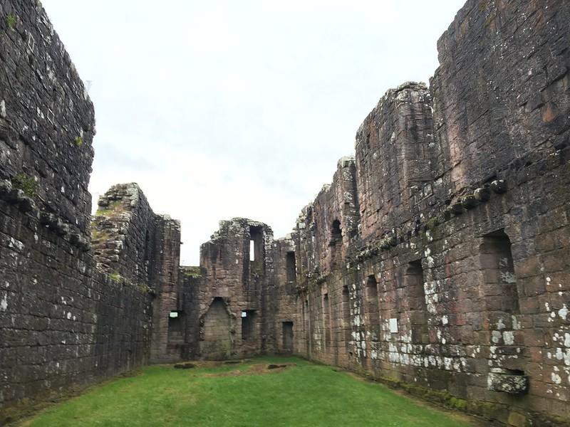 Castillo de Morton ruinas