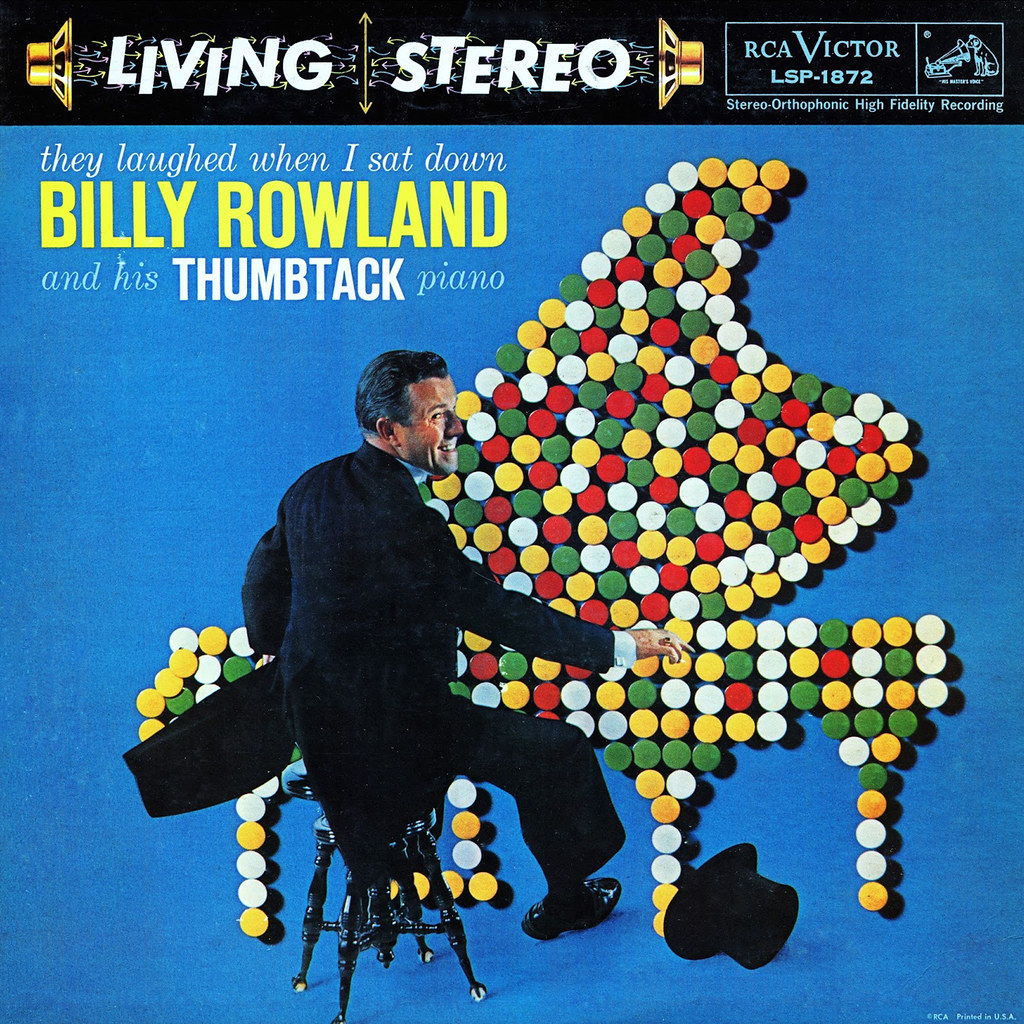 Billy Rowland - They Laughed When I Sat Down