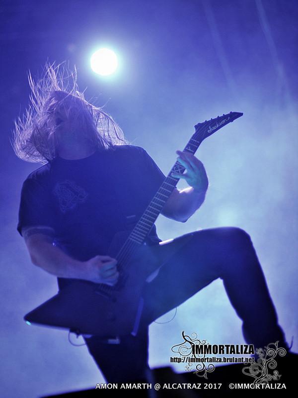 AMON AMARTH @ Alcatraz Hard Rock & Metal Festival 2017 36899012295_cbde909940_c