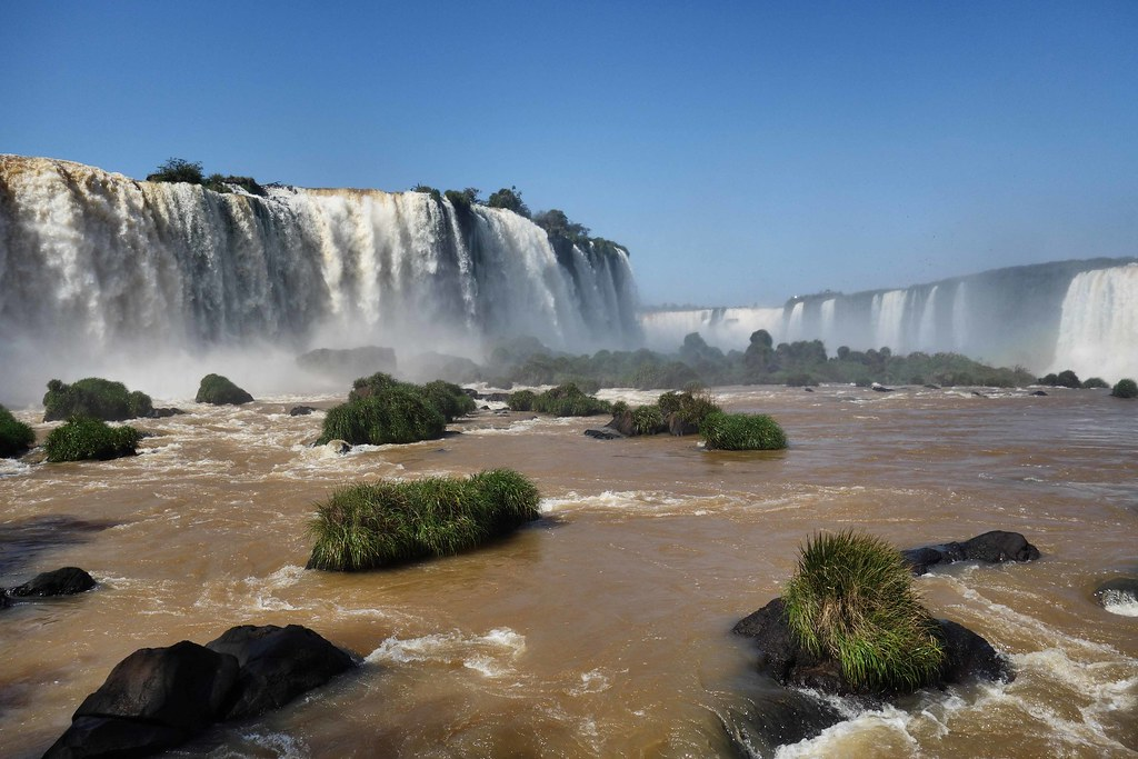 Iguazu - Bresil - Garganta del Diablo 10