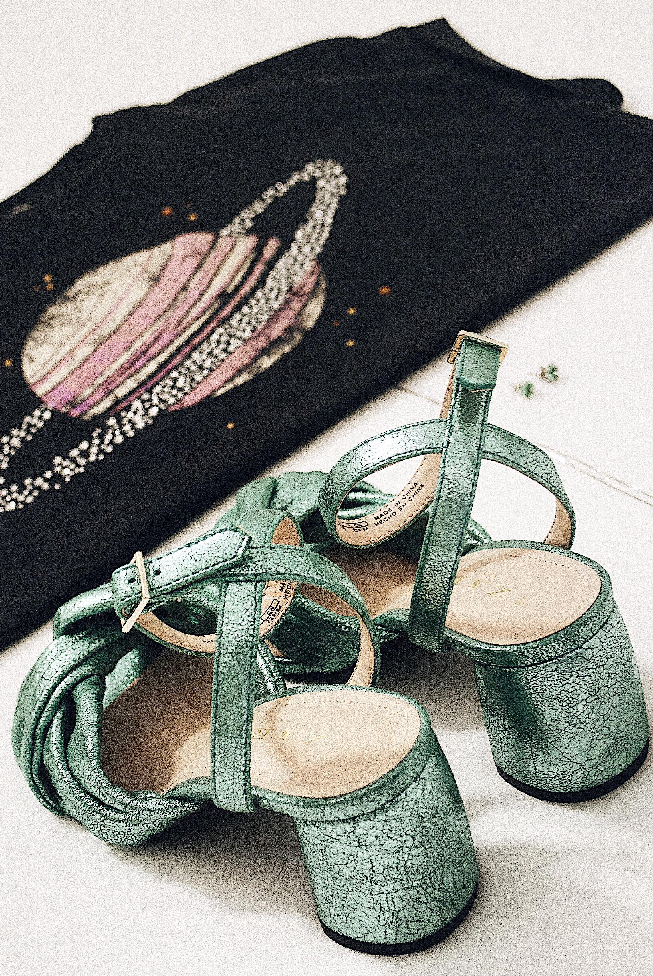 zapatos-verde-metálico-zara