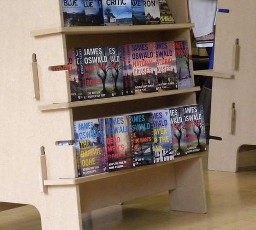 James Oswald books