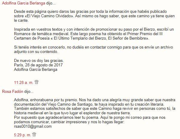Comentario en el blog rsas0010