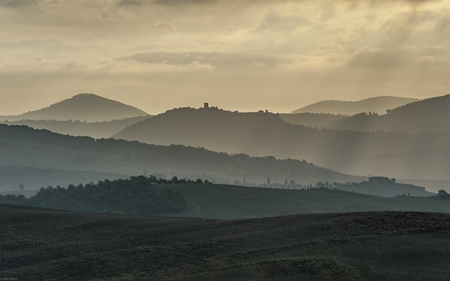 *The mystic Tuscany*