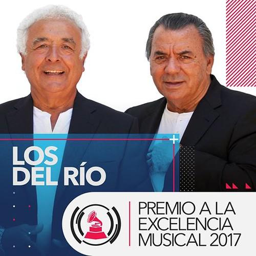 Los del Río, Premio a la Excelencia Musical de los Grammy Lationos