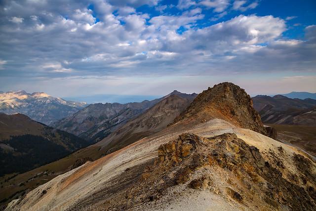 Darley Mountain Summit