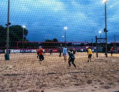 Indiana Beach Volleyball