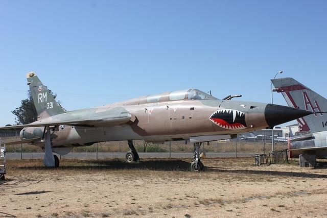 F-105F 63-8331
