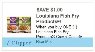 Louisiana Rice Mixes