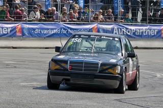 L13.09.02 - Youngtimer - 156 - Mercedes 190E, 1994 - Palle Nielsen - tidtagning - DSC_9705_Balancer