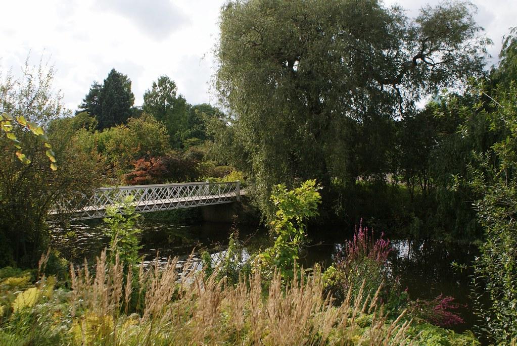 Dans le jardin botanique de Copenhague