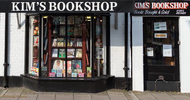 Bookshop, Sony DSC-RX1R, 35mm F2.0