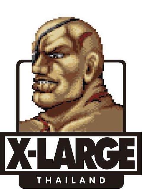 結合熱血電玩與街頭潮流的獨創設計!!X-LARGE x《快打旋風II》聯名服飾商品登場~ XLARGE×ストリートファイターII