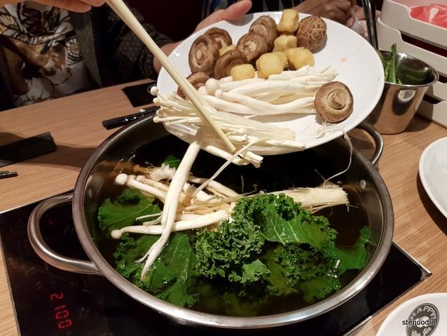 Gyujin Shabu Shabu & Sukiyaki