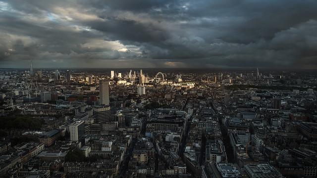 Light on London