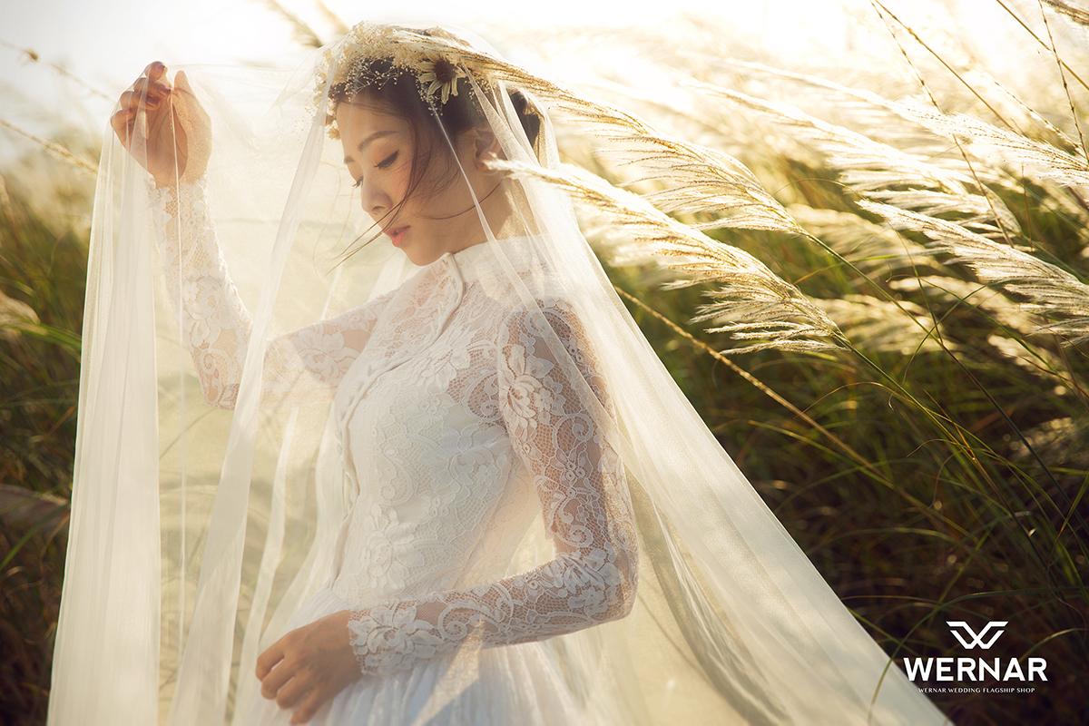 婚紗攝影,自主婚紗,婚紗照,婚紗推薦,季節限定,花海婚紗,甜根子草,秋天婚紗