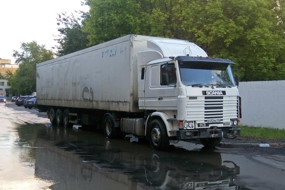 Scania 113-360