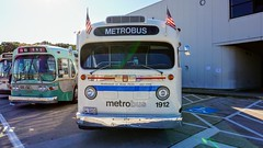 WMATA Metrobus 1953 GMC Old Looks #1912