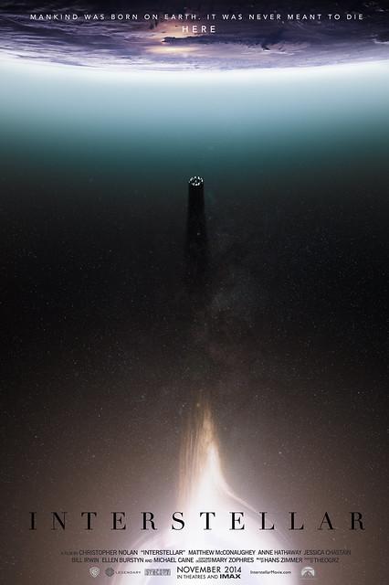 Interstellar definition/meaning