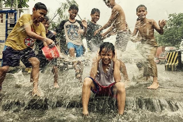 iPhone 7+ in Monsoon Rain