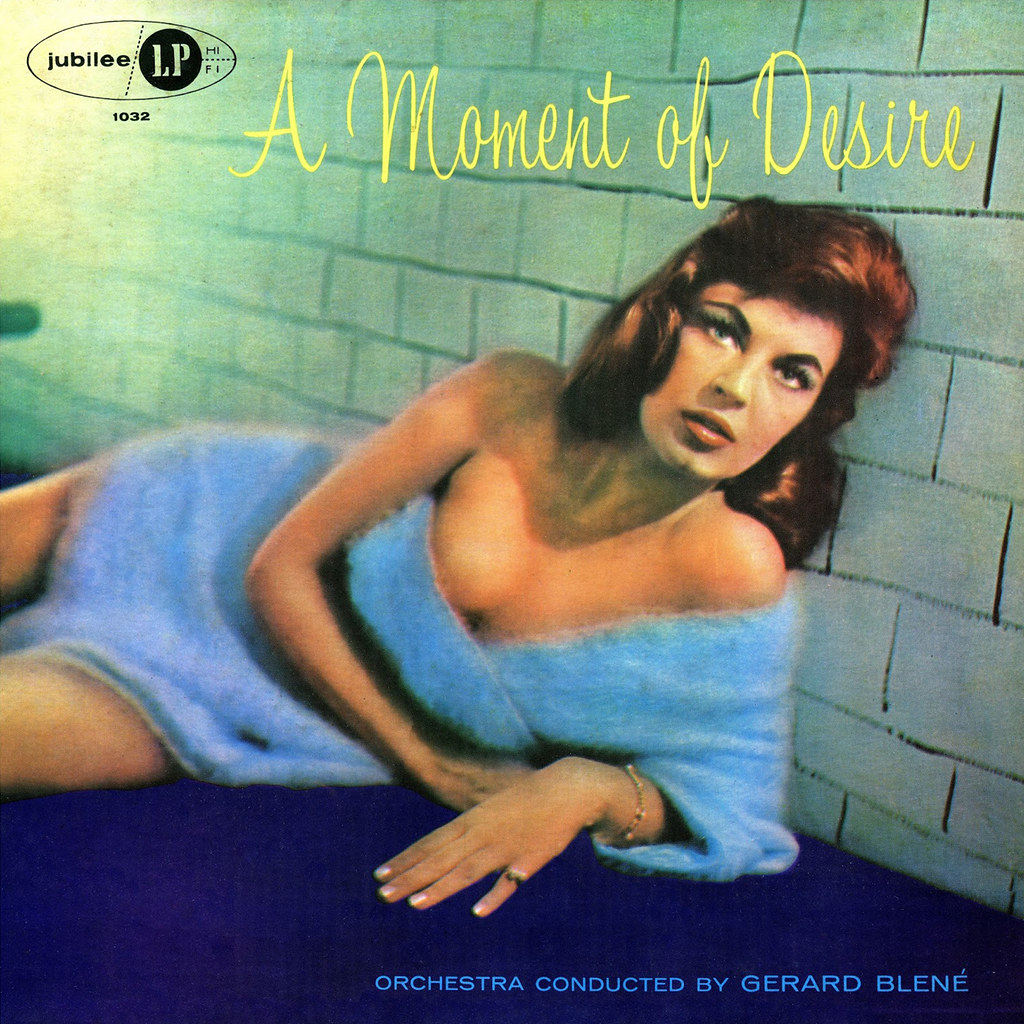 Gerard Blené - A Moment Of Desire