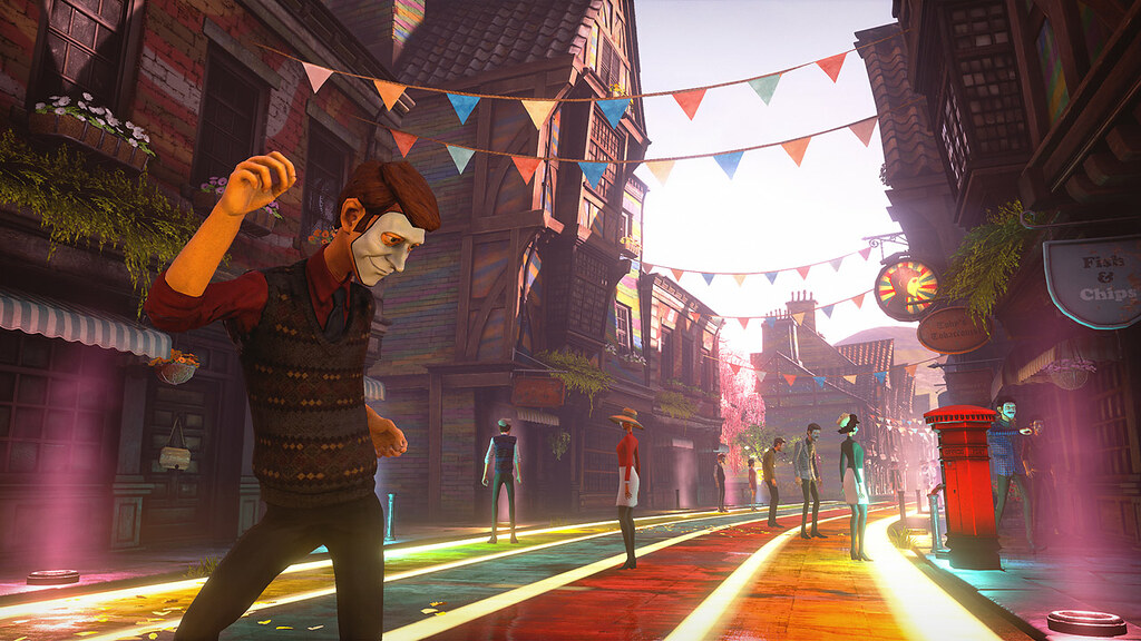 We Happy Few for PS4
