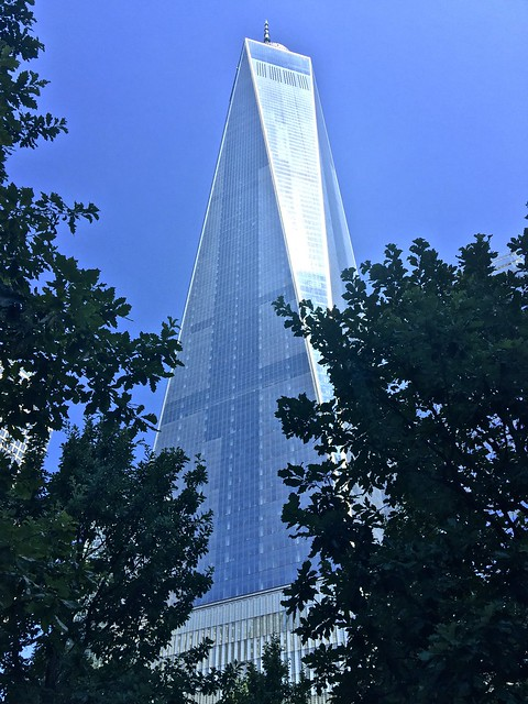 Freedom Tower, Apple iPhone 6 Plus, iPhone 6 Plus back camera 4.15mm f/2.2