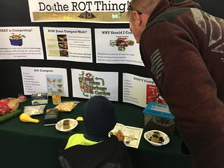 Cub Scout Day at Nature Station 2016