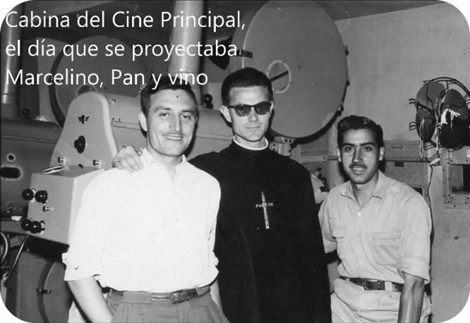 Pablito Calvo en los Cines de Cartagena