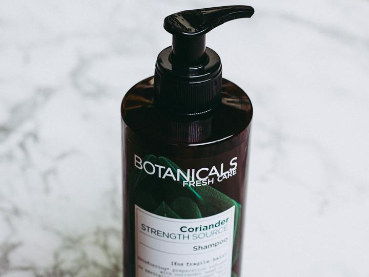 Coriander Strength Source Shampoo