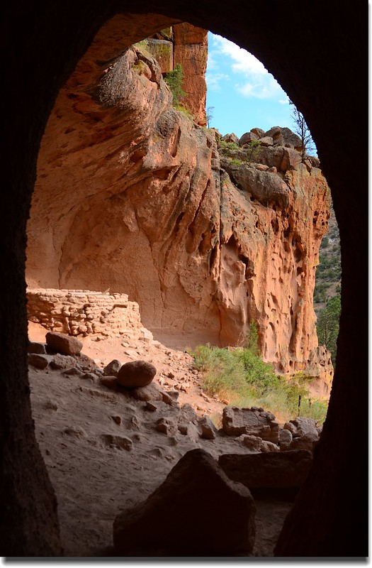 Alcove House, Bandelier National Monument (3)
