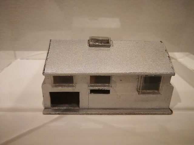 Kazunari Sakamoto Machiya in Minase 1970 at The Japanese House Architecture and Life after 1945 at National Museum of Modern Art