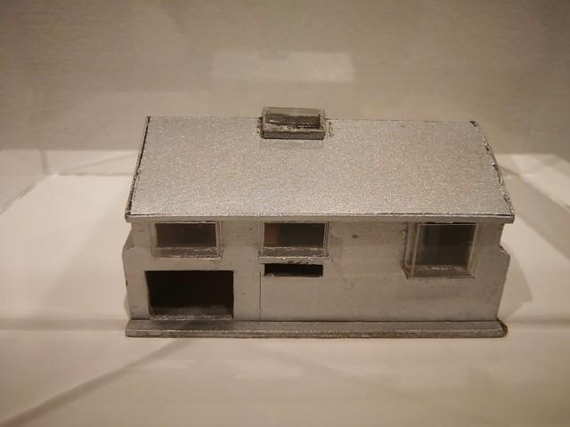 Kazunari Sakamoto Machiya in Minase 1970 at The Japanese House Architecture and Life after 1945 at National Museum of Modern Art