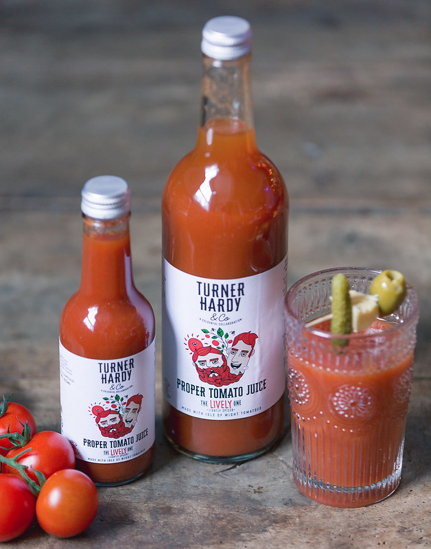Win a #TomatoParty from Turner Hardy & Co
