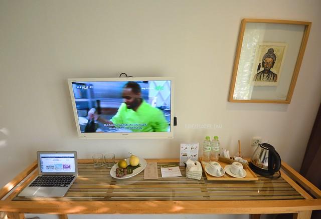 greenhost boutique hotel yogyakarta in-room facilities