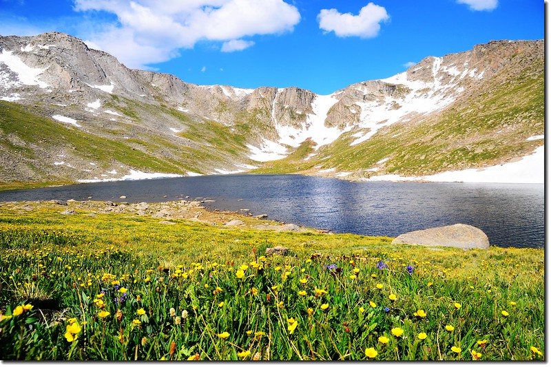 Summit Lake(3911m) (13)