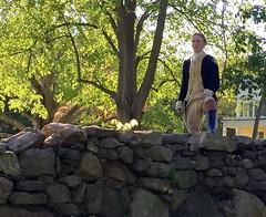 Hamilton: Building America - filmed at Jay Estate