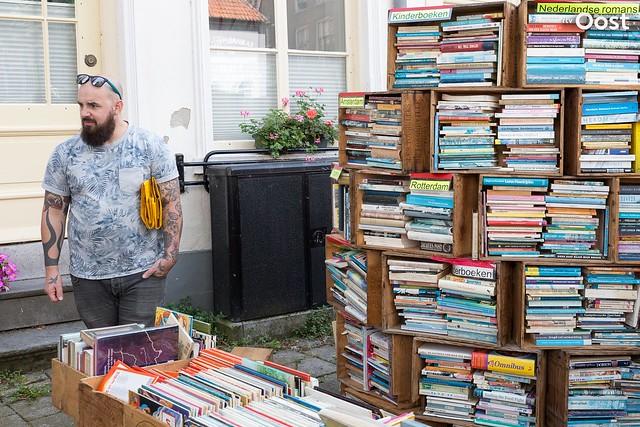 Boekenmarkt Deventer 2017