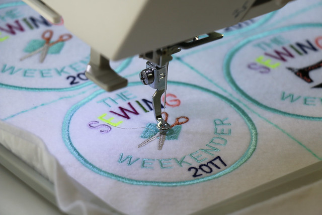 The Sewing Weekender 2017