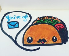Tacos & Email. Need we say more?