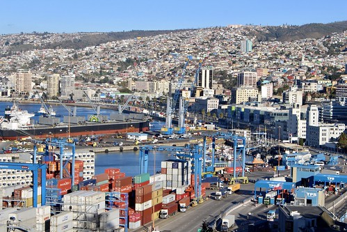 Valparaíso: Puerto y ciudad