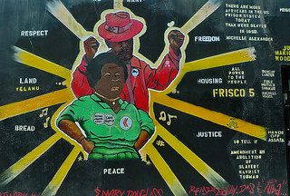 Mural in the City - Clarion Alley Frisco 5